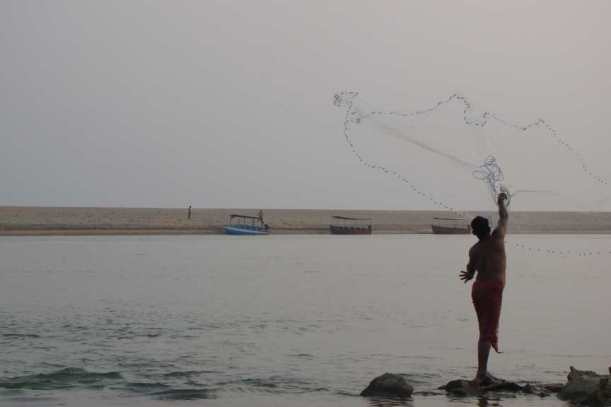 Lotus Resort, Puri, Konark - Fisherman